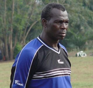 Ghana U23 coach Malik Jabir