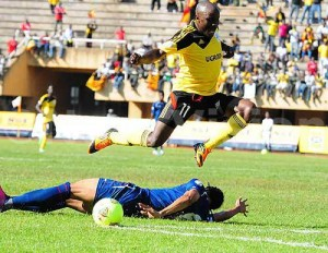 "Uganda striker Geoffrey Massa inspired his South Africa Premier Soccer League side Amatuks to their first win of the season on Wednesday and later declared that; ""Bring on Ghana"" ahead of their Africa Cup of Nations clash next month."