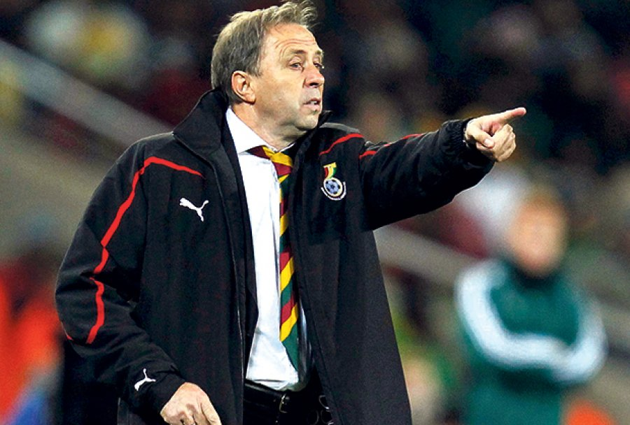 Milovan Rajevac will be Ghana's new technical adviser all things being equal