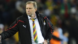 Milovan Rajevac is the favourite for the Black Stars job