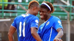 Ghana rejects Ebola-affected Sierra Leone's request to play AFCON qualifiers in Accra