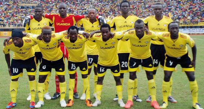 Uganda national team