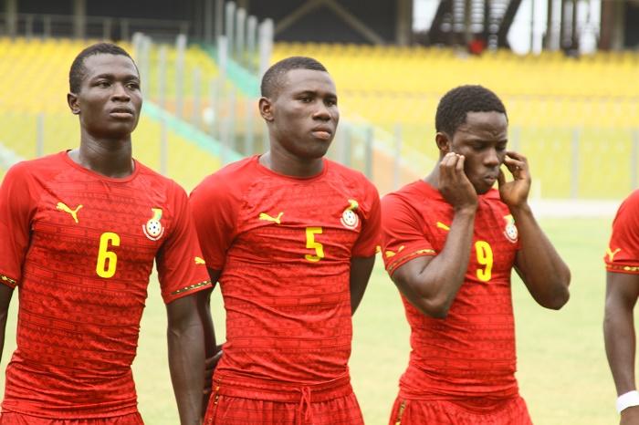 Ghana U20 team unpaid qualification bonus for previous round