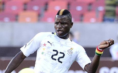 Scottish side Celtic closing in on Ghana midfielder Mubarak Wakaso