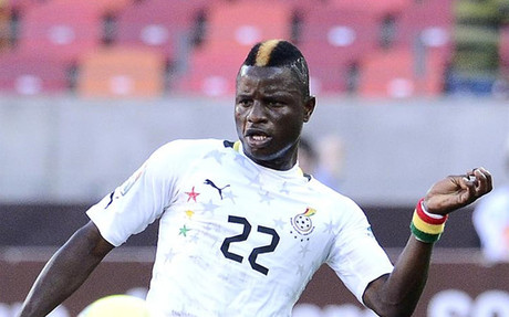 Celtic are unlikely to be able to field the Ghana winger Mubarak Wakaso in either leg of their Champions League play-off against NK Maribor.