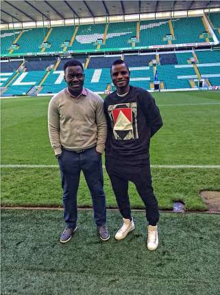 Ghana midfielder Mubarak Wakaso can join Celtic on permanent basis for 4.5m Euros at the end of his loan spell with the Scottish giants, GHANAsoccernet.com can reveal.