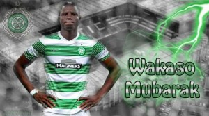 Wakaso to start Celtic training in Thursday after completing Scottish move