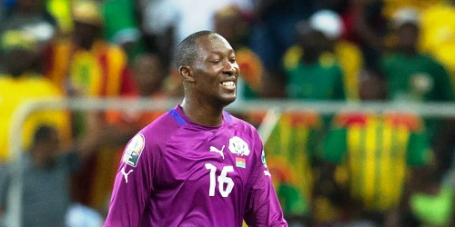 Abdoulaye Soulama has arrived at Hearts of Oak