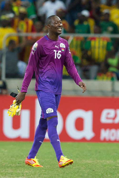 Abdoulaye Soulama is linked with a move to ASFA-Yennenga