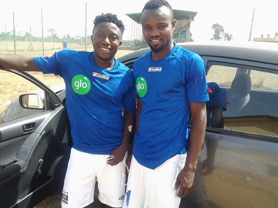 Aduana Stars have confirmed Kotoko are in talks to sign defender Godfred Saka