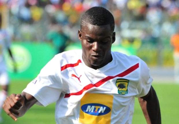 Ahmed Toure trained with Hearts of Oak