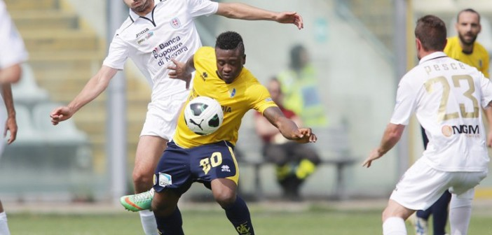 Amidu Salifu could come up against his former side this weekend