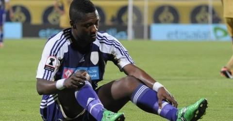 Asamoah Gyan's Al Ain mauled by Al Hilal in Asian Champions League semi-final first-leg