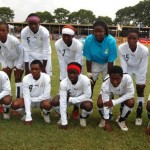 Black Queens arrive in Japan to face Asians in friendly
