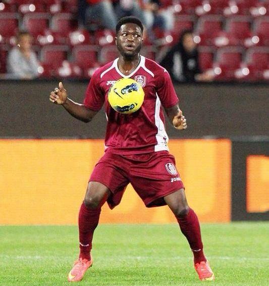 CFR Cluj will put Ghanaian midfielder Sulley Muniru on sale