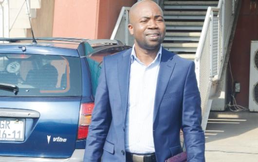 Chief Executive Officer of African Origin Samson Deen