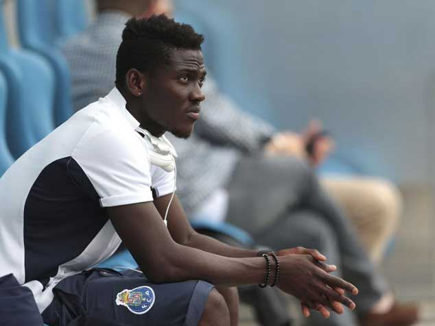 Daniel Opare has been left out of the FC Porto squad for the Uefa Champions League
