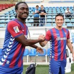 Derek Boateng still without Spanish La Liga debut for Eibar