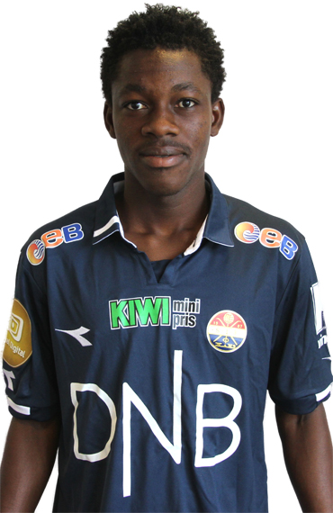Divine Naah marked his first professional league debut on Saturday