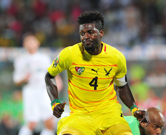 Emmanuel Adebayor has made himself suddenly available for Togo