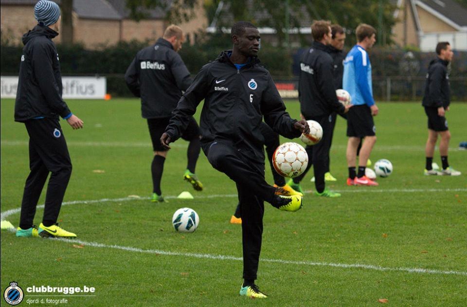 Ghanaian midfielder Adu Kofi seeking Uefa Champions League win with Malmo FF