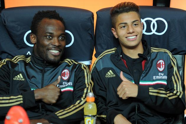 What can AC Milan realistically expect from Michael Essien this season?