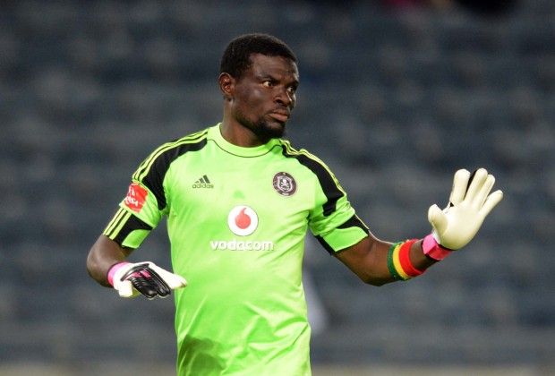 Fatau Dauda must fight for his place at Chippa United