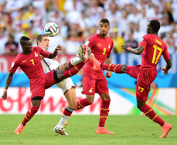 Slumdog Millionaire- Ghana's disgraceful World Cup campaign