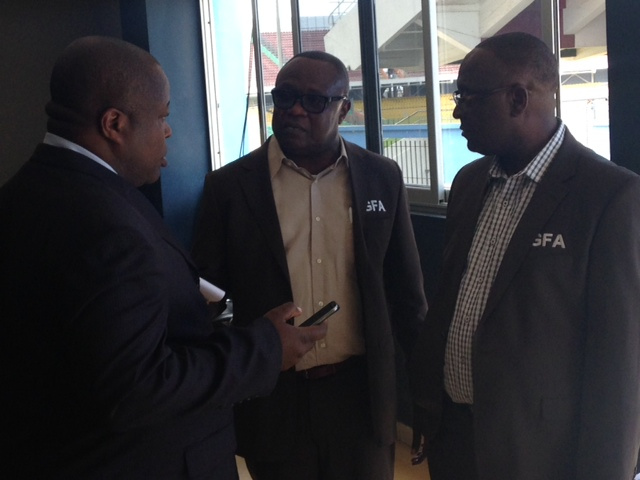 Ghana FA lawyer Thaddeus Sory dazzles World Cup Commission
