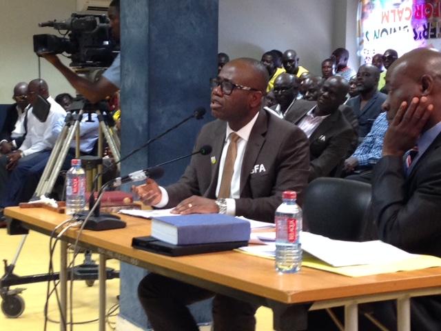 Ghana FA confirms $175,128 debt owed national team coaches