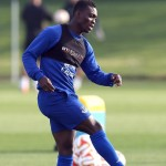 Christian Atsu: Ghana star looking forward to Merseyside derby as Everton clash with Liverpool