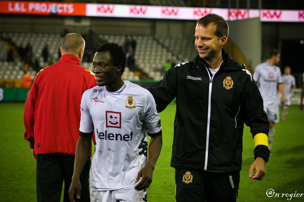 Ghanaian attacker Iddi has left KV Mechelen
