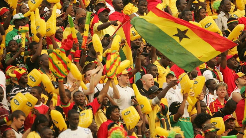 Ghanaian fans unhappy with Black Stars' debacle in Brazil