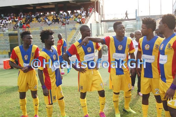 Hearts will face Lions again in replay