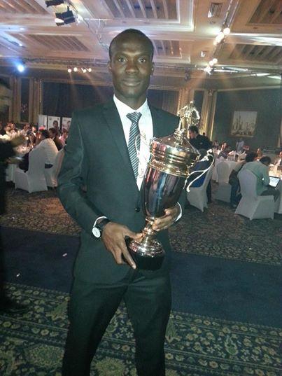 John Antwi crowned top scorer in Egyptian Premier League