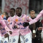 Jonathan Mensah: Black Stars defender powers Evian TG to first win in French Ligue 1
