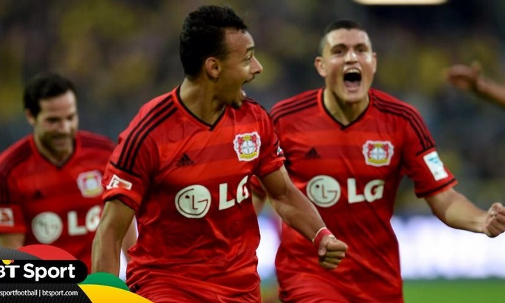 Karim Bellarabi has hailed Bayer Leverkusen's form
