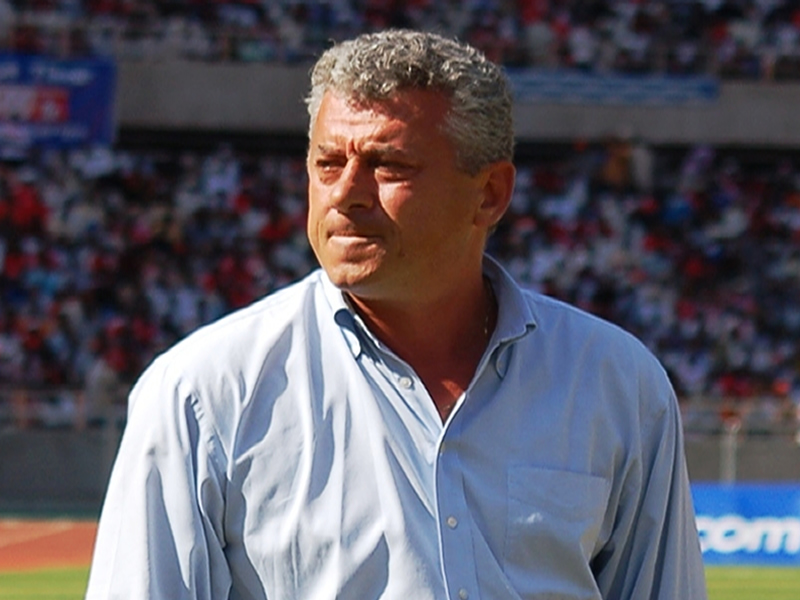 Kostadin Papic has signed from his role at Chippa United