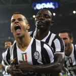 Kwadwo Asamoah triumphs over Muntari as Juventus stun AC Milan in Serie A derby