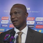 Kwesi Appiah's performance record as Black Stars; won 12, lost ten and drew 5