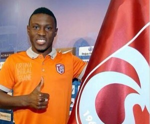 Majeed Waris has joined Trabzonspor on four-year deal
