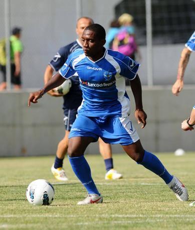Ghanaian youth midfielder Nana Addo Welbeck has left Atalanta on loan