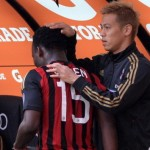 Michael Essien: Ghana star set for two week spell on the sidelines with latest injury