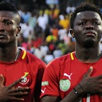 Ghana skipper Asamoah Gyan not worried by YOUNG ONE tag from Sulley Muntari