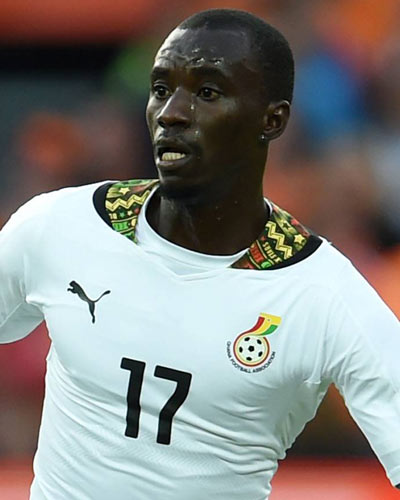 INTERVIEW: Ghana midfielder Rabiu Mohammed talks about life, love and the future