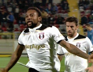 Video highlights of Sadat Bukari's goal in Romanian top-flight