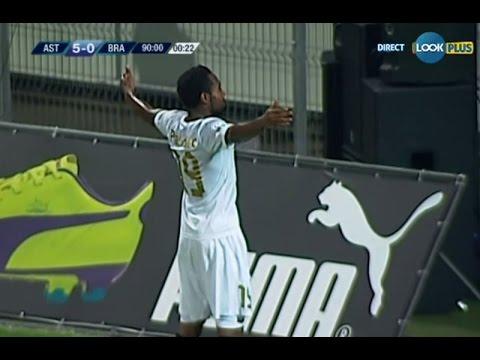 Sadat Bukari scored for Astra