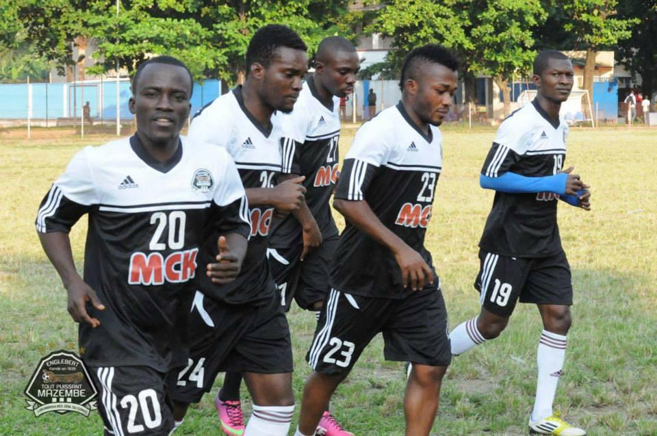 Ghanaian quartet at TP Mazembe