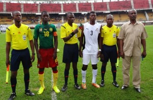 Cameroon demanded that photographs should be taken of players they suspect for age cheating