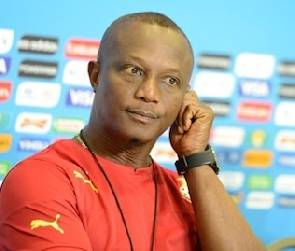 Kwesi Appiah sacked as Ghana coach, new manager to be named